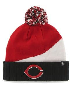 Cincinnati Reds Rockhead Cuff Knit Red 47 Brand Hat