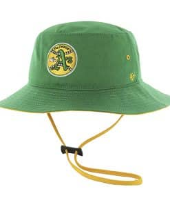 Oakland Athletics Kirby Bucket Kelly 47 Brand Hat