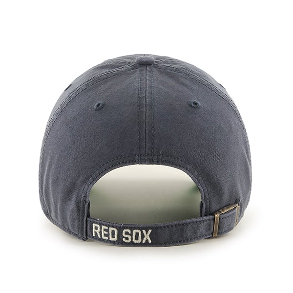 Red Sox 47 Brand Harborview Vintage Clean Up Adjustable Hat Back