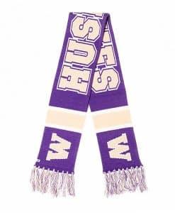 Washington Huskies Breakaway Scarf Purple 47 Brand