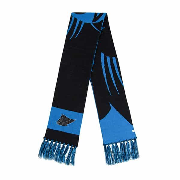 Carolina Panthers Baraka Scarf Black 47 Brand