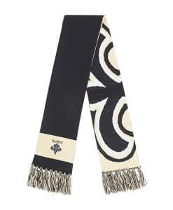 New Orleans Saints Baraka Scarf Black 47 Brand