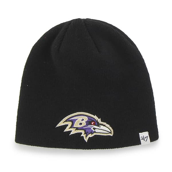 Baltimore Ravens Beanie Black 47 Brand Hat
