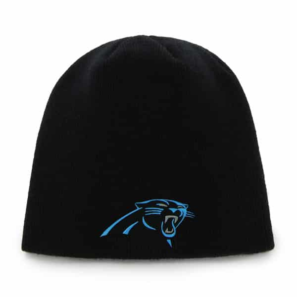 Carolina Panthers Beanie Black 47 Brand Hat