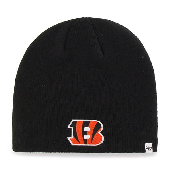 Cincinnati Bengals Beanie Black 47 Brand Hat