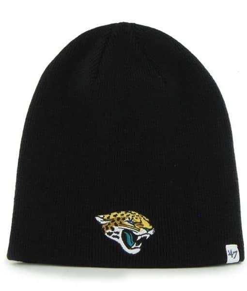 Jacksonville Jaguars Beanie Black 47 Brand Hat