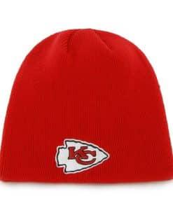 Kansas City Chiefs Beanie Torch Red 47 Brand Hat