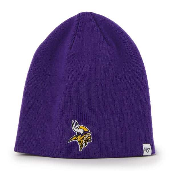 Minnesota Vikings Beanie Purple 47 Brand Hat