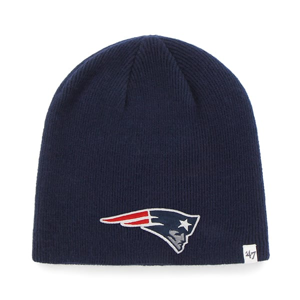 New England Patriots YOUTH Beanie Light Navy 47 Brand Hat