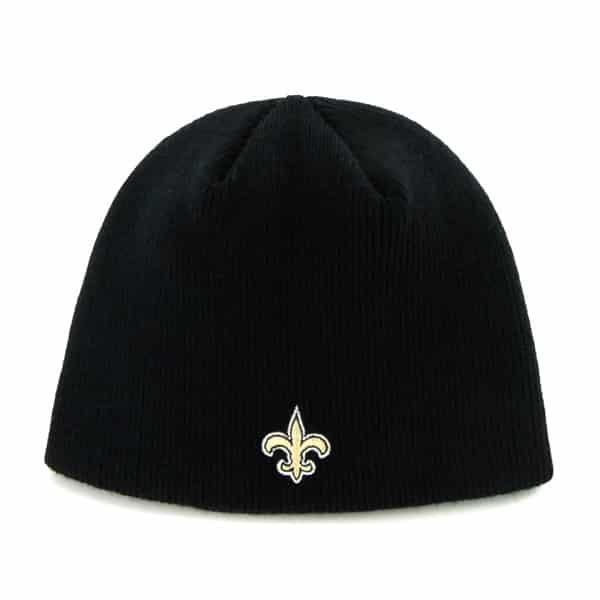 New Orleans Saints Beanie Black 47 Brand Hat