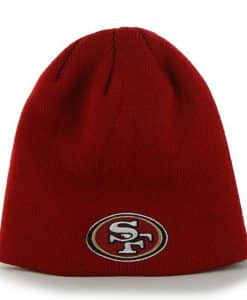 San Francisco 49Ers Beanie Red 47 Brand Hat
