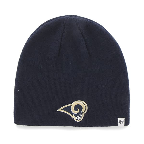 Los Angeles Rams Beanie Light Navy 47 Brand Hat
