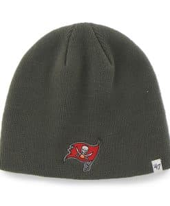 Tampa Bay Buccaneers Beanie Graphite 47 Brand Hat