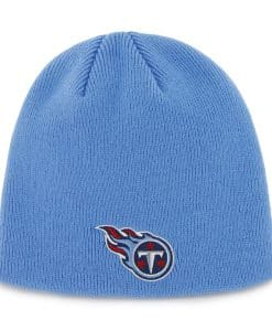 Tennessee Titans Beanie Periwinkle 47 Brand Hat