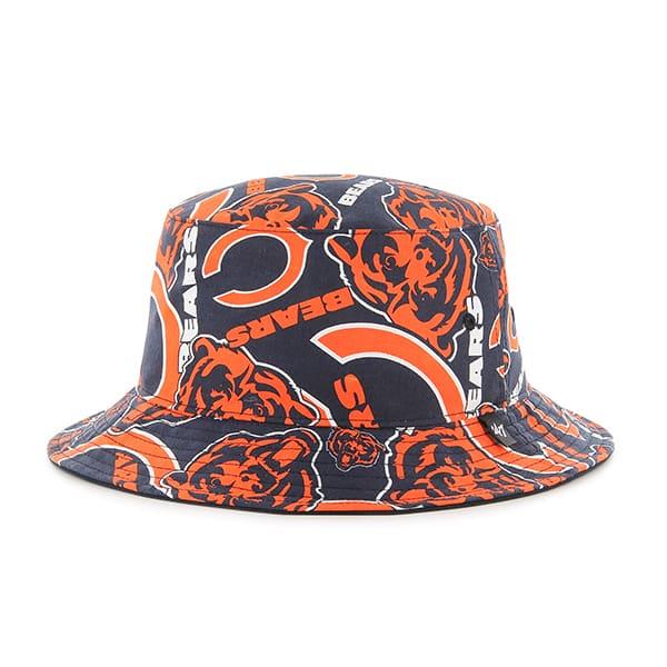 2ecc4311f8324 ... buy chicago bears 47 brand bravado bucket hat 12d5b 0731c