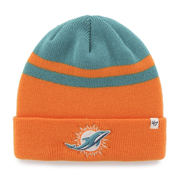 Miami Dolphins Cedarwood Cuff Knit Neptune 47 Brand Hat