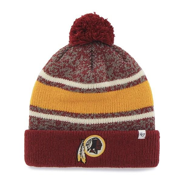Washington Redskins Fairfax Cuff Knit Razor Red 47 Brand Hat