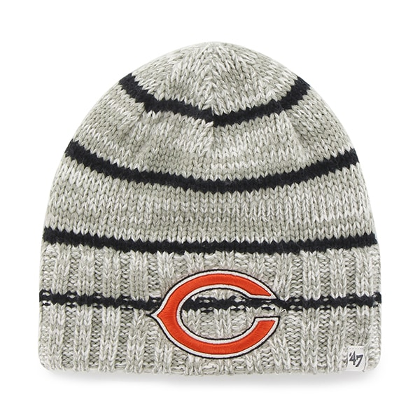 Chicago Bears Mcmahon Beanie Gray 47 Brand Hat