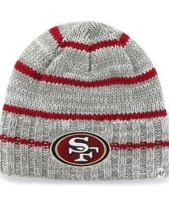 San Francisco 49Ers Mcmahon Beanie Gray 47 Brand Hat