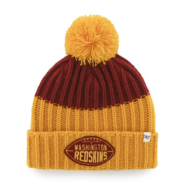 Washington Redskins Founder Cuff Knit Razor Red 47 Brand Hat