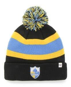 San Diego Chargers Breakaway Cuff Knit Black 47 Brand Hat