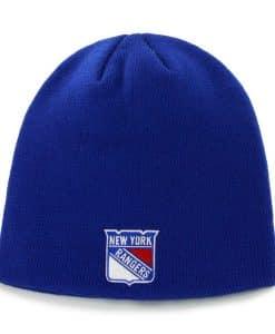 New York Rangers Beanie Royal 47 Brand Hat