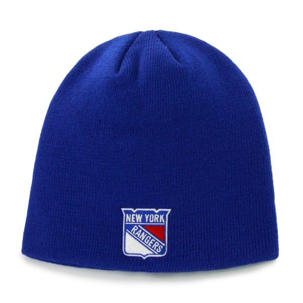 New York Rangers Beanie Royal 47 Brand Hat