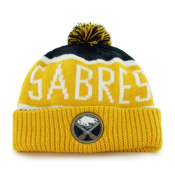 Buffalo Sabres Calgary Cuff Knit Navy 47 Brand Hat
