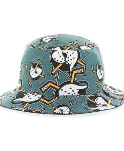 Anaheim Ducks 47 Brand Bravado Bucket Hat