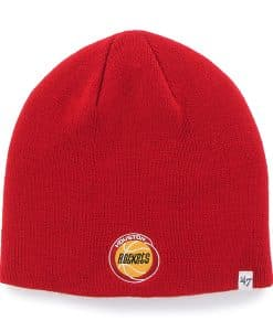 Houston Rockets Beanie Red 47 Brand Hat