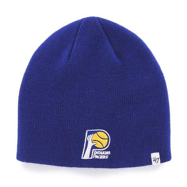 Indiana Pacers Beanie Royal 47 Brand Hat