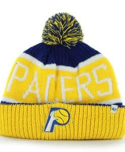 Indiana Pacers Calgary Cuff Knit Royal 47 Brand Hat