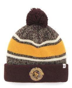 Cleveland Cavaliers Fairfax Cuff Knit Dark Maroon 47 Brand Hat