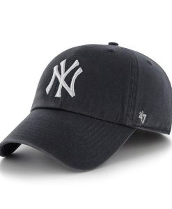 New York Yankees 47 Brand Navy Home Franchise Fitted Hat