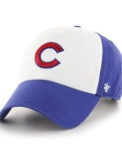 Chicago Cubs 47 Brand Freshman Royal Adjustable Hat