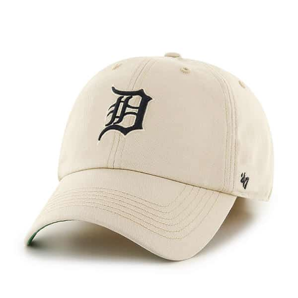 a41f3fee3a77c Detroit Tigers SMALL 47 Brand Sahara Franchise Fitted Hat - Detroit ...