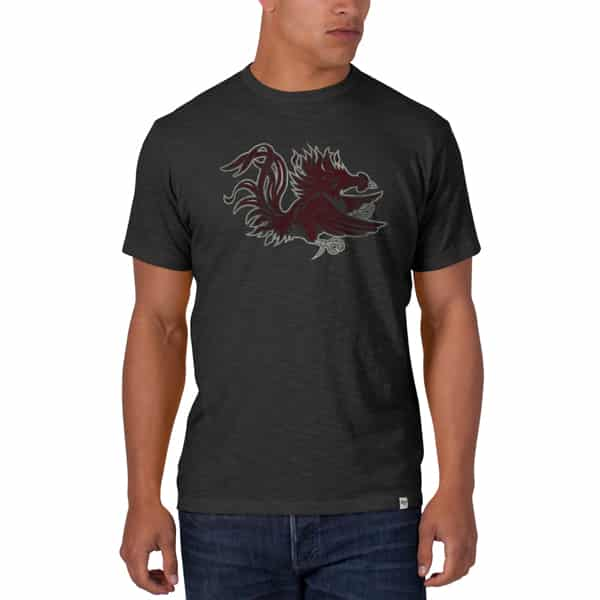 South Carolina Gamecocks Scrum T-Shirt Mens Charcoal 47 Brand