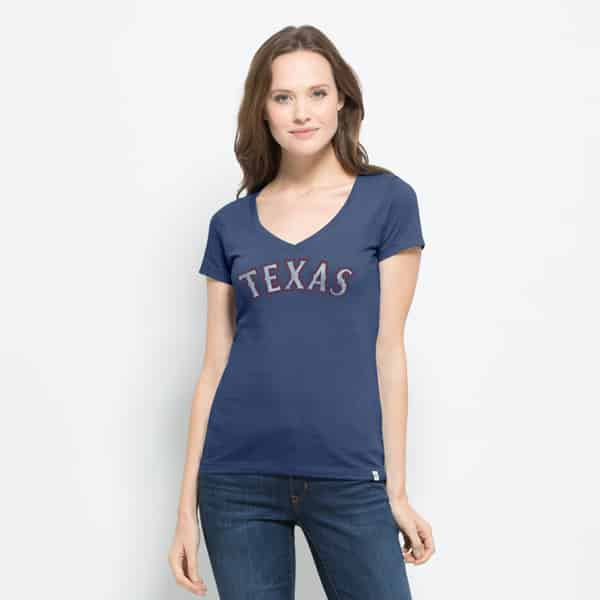 Texas Rangers Women's Apparel