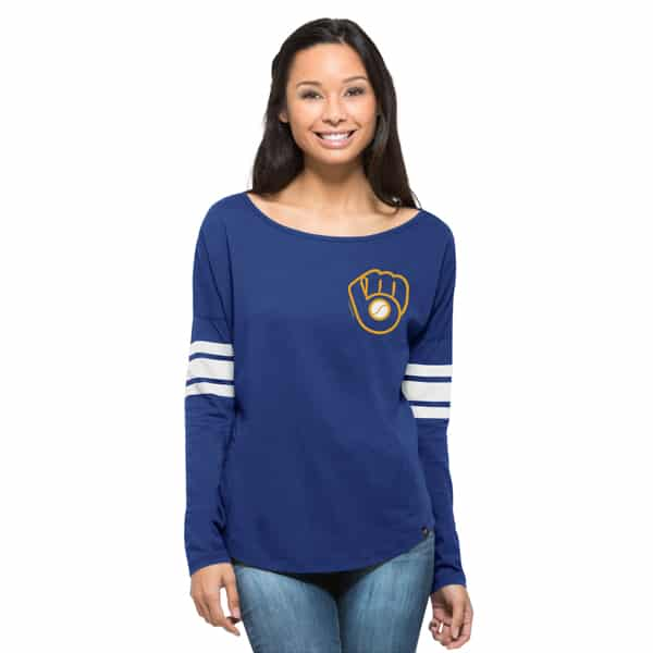 Milwaukee Brewers Women's Apparel