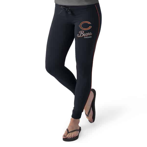 Chicago Bears Showtime Pant Womens Fall Navy 47 Brand