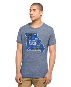St. Louis Blues Men's Apparel