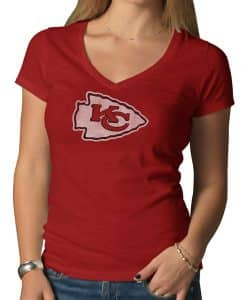 Kansas City Chiefs Women's Apparel