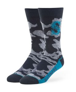 Seattle Mariners Bayonet Fuse Socks Navy 47 Brand