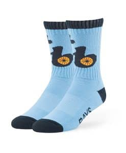 Tampa Bay Rays Bolt Sport Socks Columbia 47 Brand