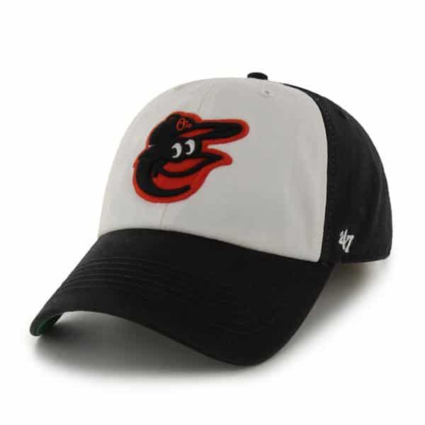 Baltimore Orioles Freshman Black 47 Brand Hat