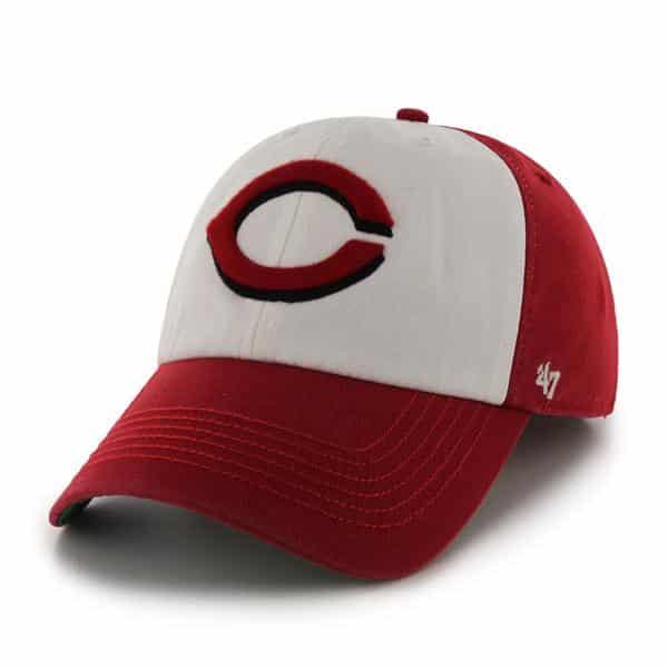 Cincinnati Reds Freshman Red 47 Brand Hat