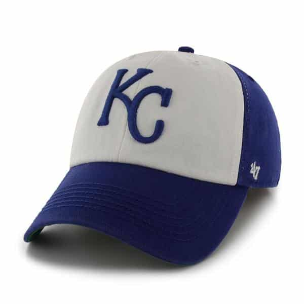 Kansas City Royals Freshman Royal 47 Brand Hat