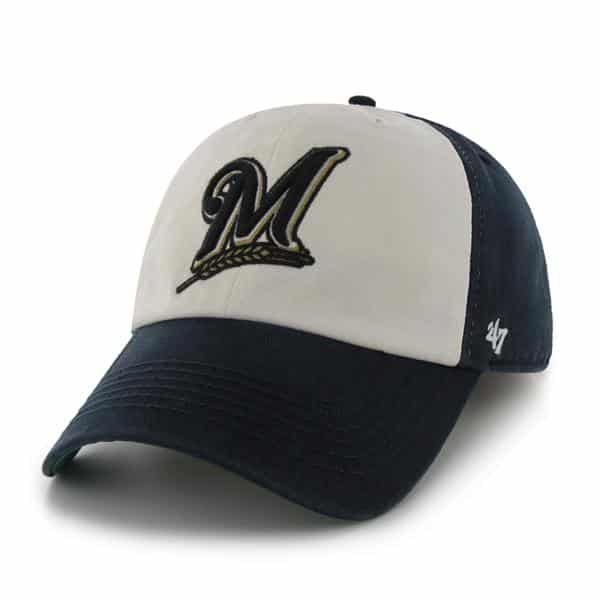 Milwaukee Brewers Freshman Navy 47 Brand Hat