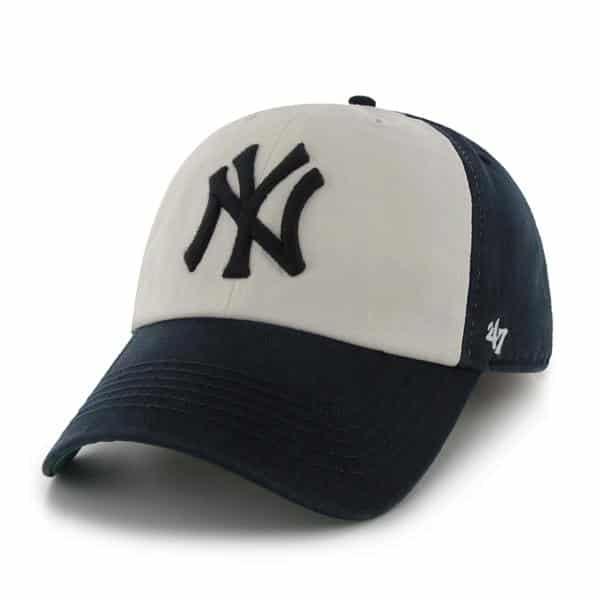 New York Yankees Freshman Navy 47 Brand Fitted Hat
