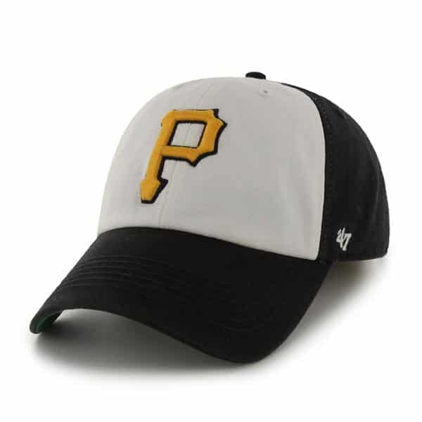 Pittsburgh Pirates Freshman Black 47 Brand Hat
